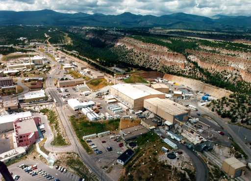 Multibillion-dollar contract for Los Alamos lab up for bid