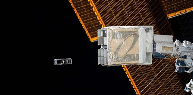 NanoRacks CEO discusses trends in commercial space hardware