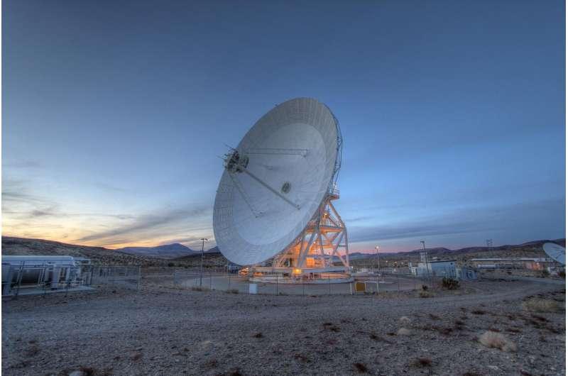NASA tests the Webb telescope's communication skills