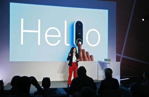 Nest Labs adds doorbell that can recognize familiar faces