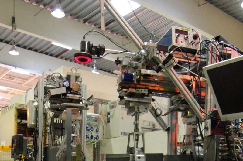 Neutron beam from nuclear reactor used to produce safer cars