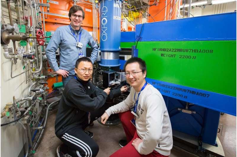 Neutrons Track Quantum Entanglement in Copper Elpasolite Mineral