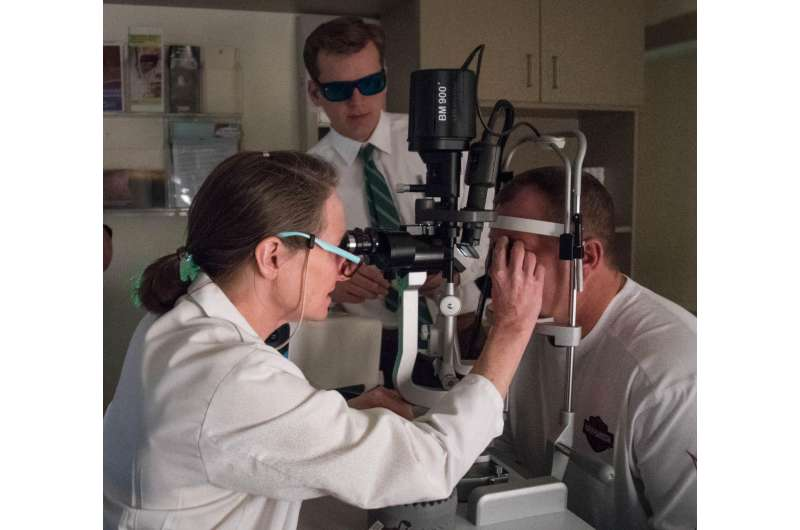 New clinical trial for early-stage eye melanoma offers study of targeted therapy