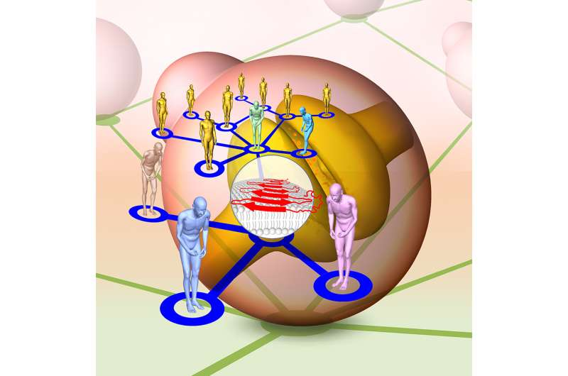 New clues on the base of Parkinson's disease and other 'synucleinopathies'