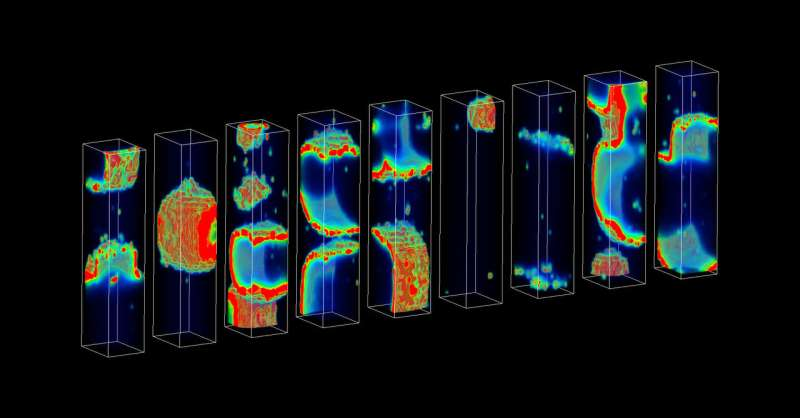 New computer model sheds light on biological events leading to sudden cardiac death