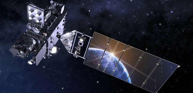 New data from NOAA GOES-16's Space Environment In-Situ Suite (SEISS) instrument