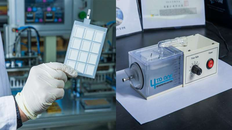 New eco-battery that runs on seawater