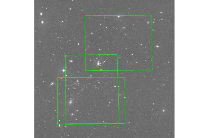 New extended ionized gas clouds detected in Abell 1367 cluster
