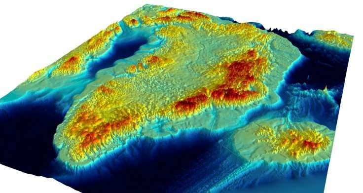 New map reveals landscape beneath Greenland's ice sheet