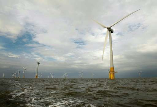 New offshore wind power is now cheaper than nuclear in Britain.