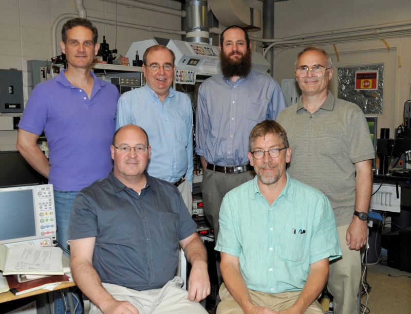 New phase change mechanism could lead to new class of chemical vapor sensors