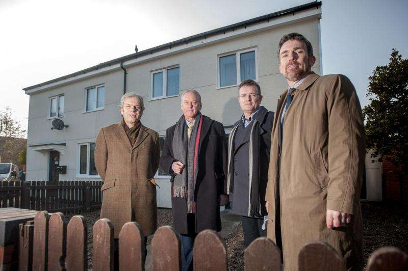 New project transforms social housing into energy efficient smart homes