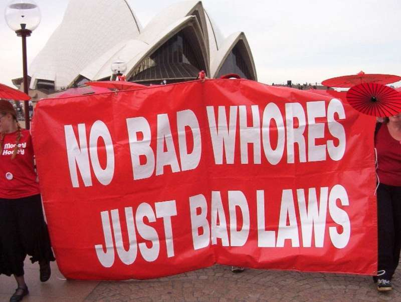 New report shows compelling reasons to decriminalise sex work