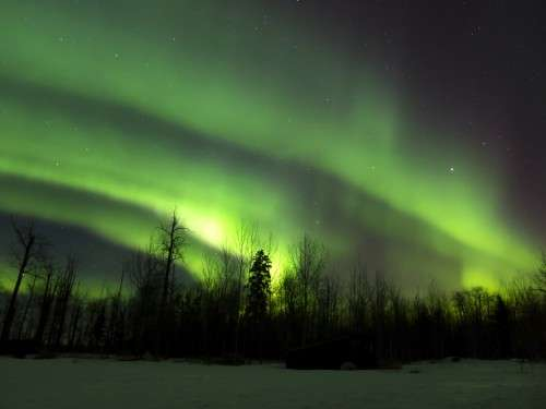 New research on Northern Lights will improve satellite navigation accuracy