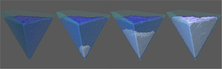 New study describes how surface texture can help or hinder formation of ice crystals