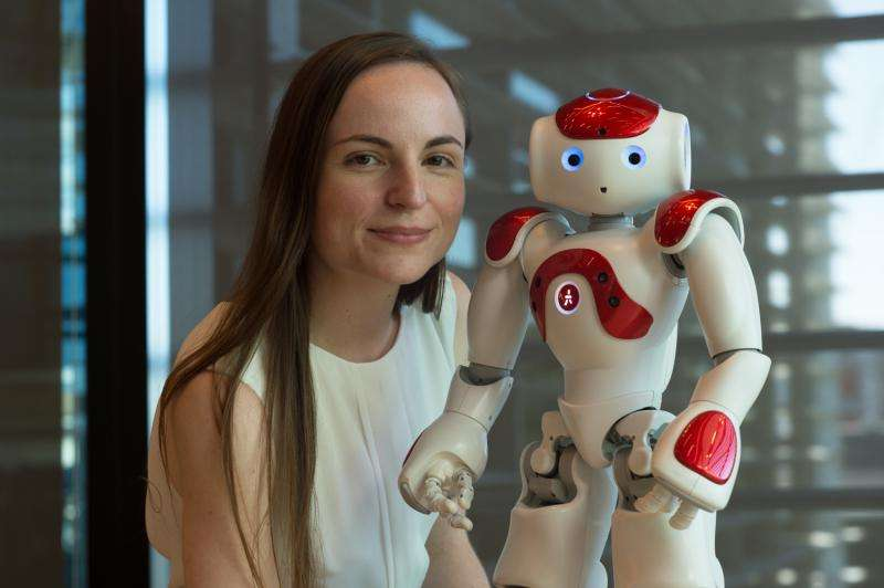 New study measures human-robot relations