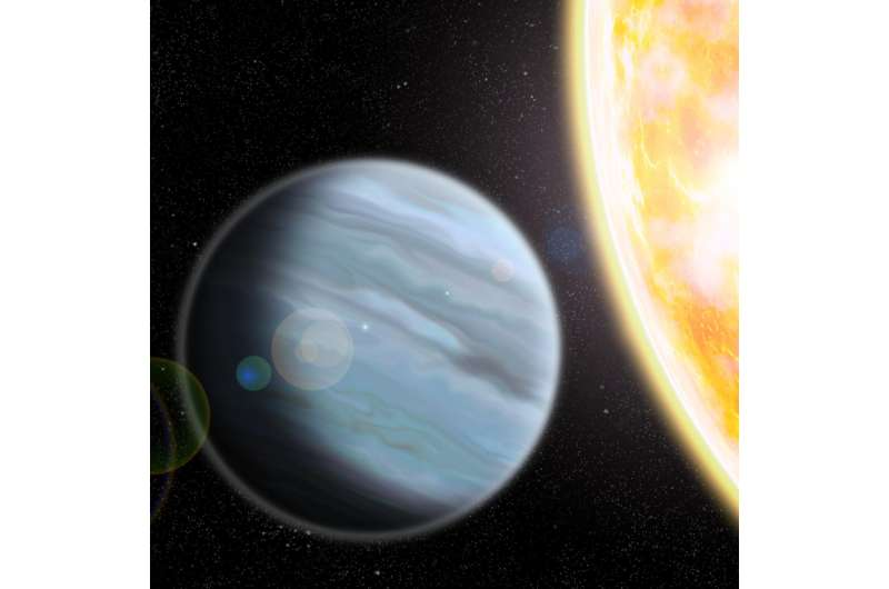 New 'styrofoam' planet provides tools in search for habitable planets