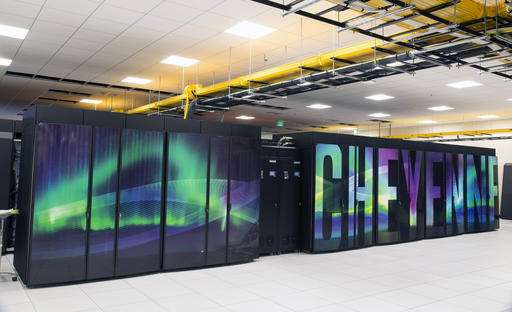 New supercomputer aids climate research in top coal state