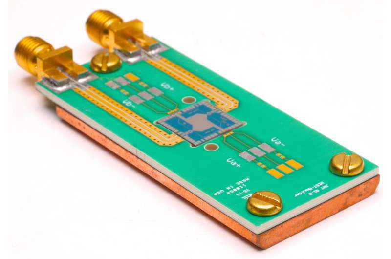 NIST 'noise thermometry' yields accurate new measurements of boltzmann constant