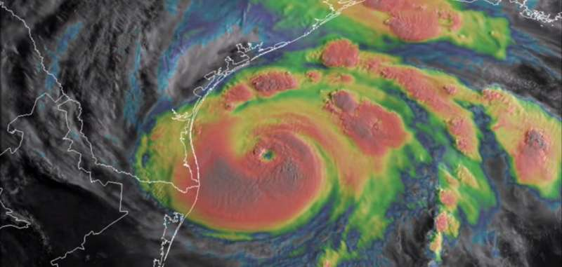NOAA's GOES-16 ready to improve forecasts even moreDecember 18, 2017