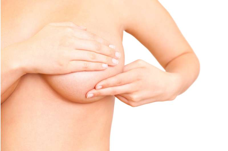 No more limits for breast reconstruction after tumour surgery