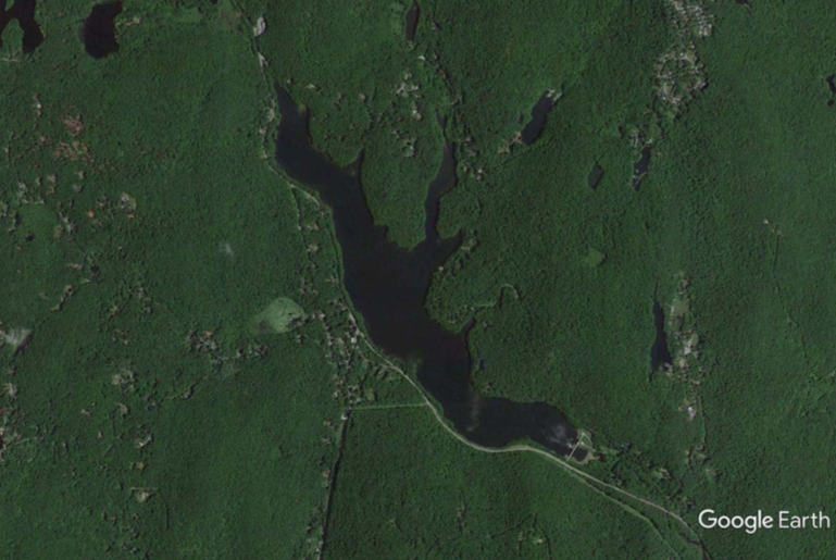 North America's freshwater lakes are getting saltier
