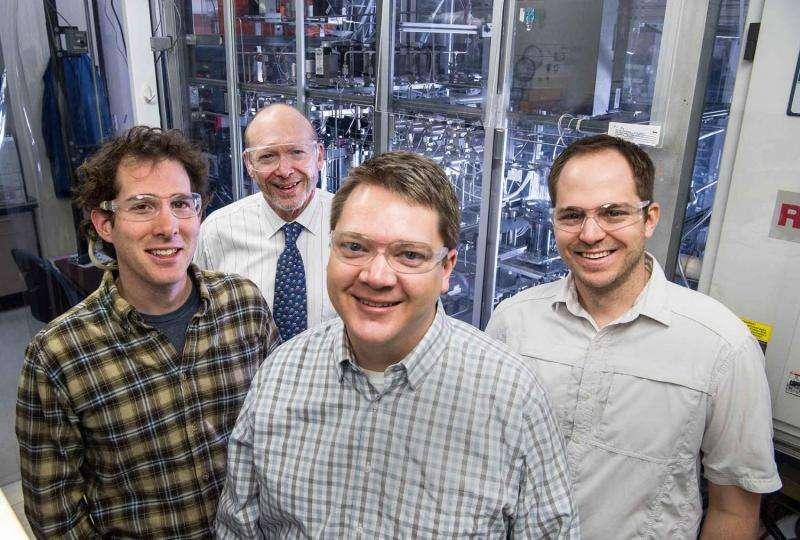 NREL establishes world record for solar hydrogen production