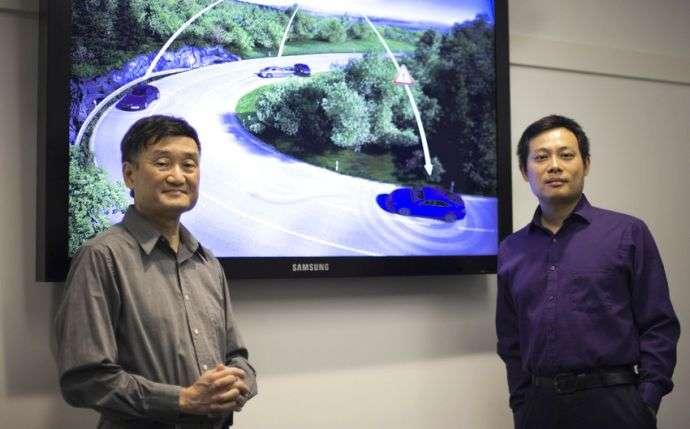 NYU Tandon professors build AI to help autonomous vehicles locate themselves on maps