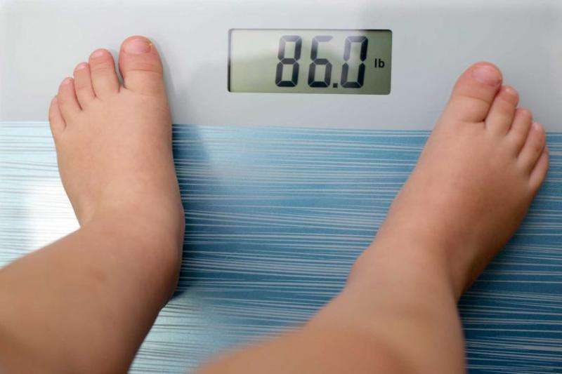 Odds for weight loss are stacked against children who are obese early on