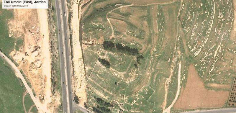 Official launch of public database of 'at risk' archaeological sites