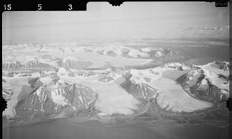 Old aerial photos can help monitor glacier change, study shows