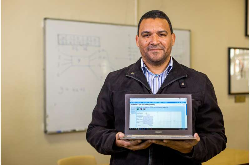 Online assessment could improve math marks of deaf learners