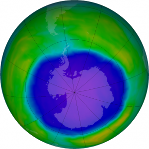 Ozone treaty taking a bite out of US greenhouse gas emissions