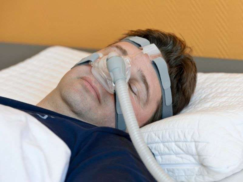 People with epilepsy may gain from common sleep apnea treatment