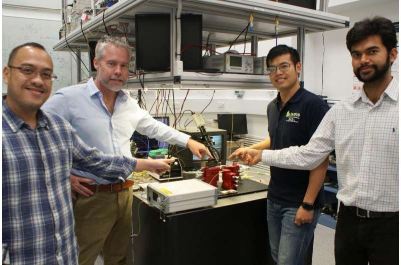 Photonics breakthough paving the way for improved wireless communication systems