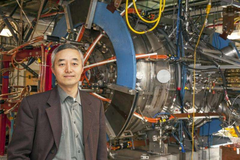 Physicists make first-ever direct observation of collisional plasmoid instability during magnetic reconnection