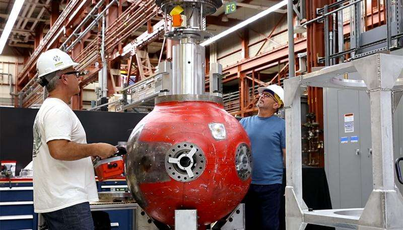 Plutonium research to advance stockpile safely