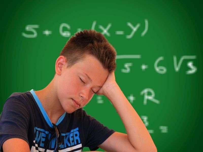 Poor health habits add up to poor grades for teens