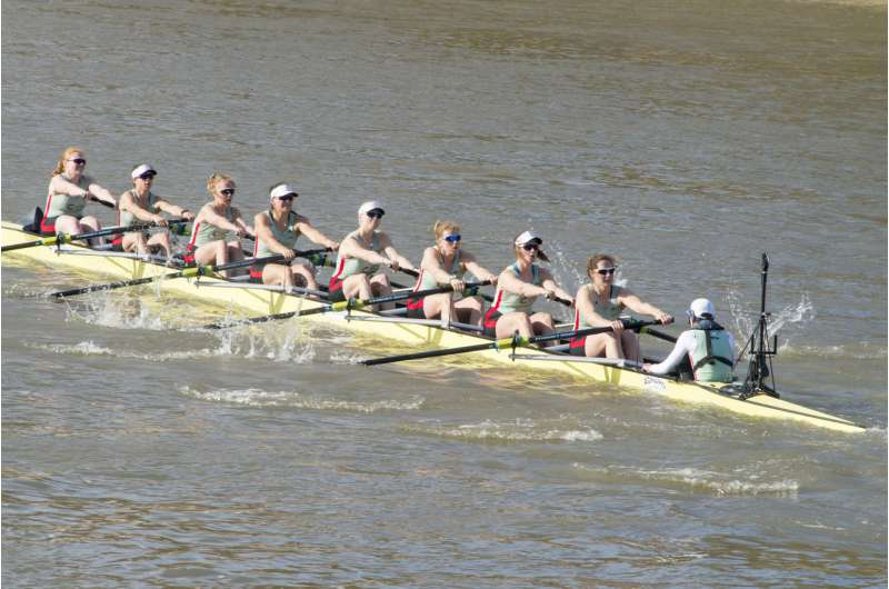 Prehistoric women had stronger arms than today's elite rowing crews