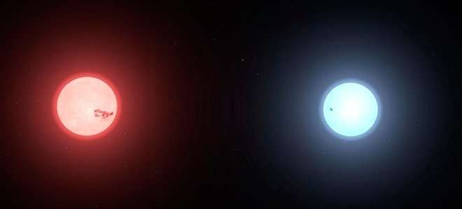 Premature death of star is confirmed by astronomers