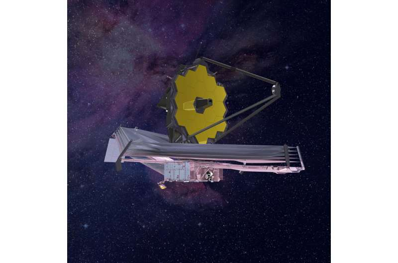Probing seven worlds with NASA's James Webb Space Telescope