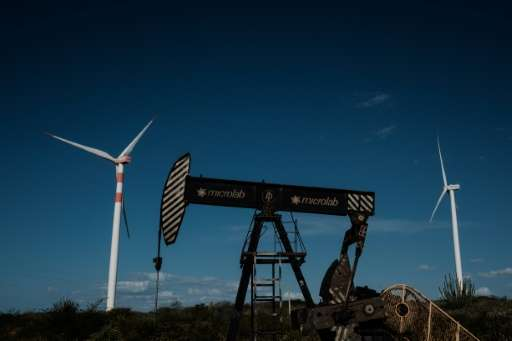 Projects worth $2.3 trillion (two trillion euros) could become unprofitable as energy shifts toward renewables and if fossil fue
