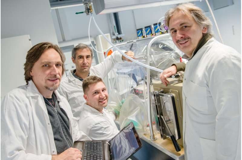 Protein environment makes catalyst efficient for hydrogen production