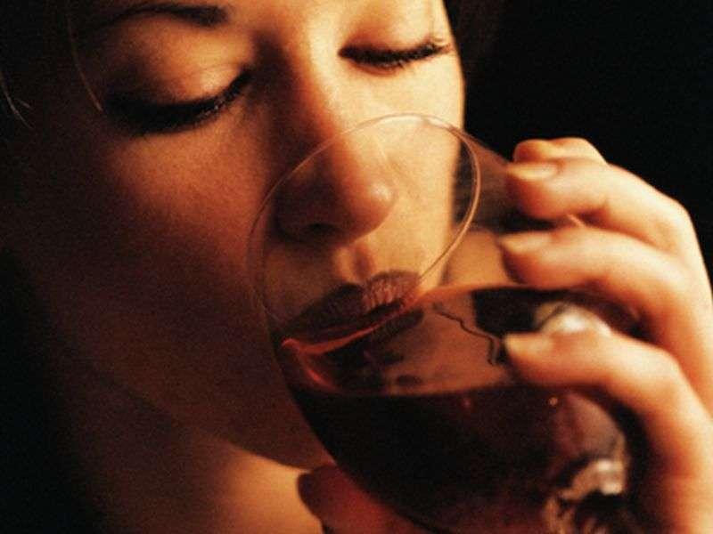 Putting wine on a diet