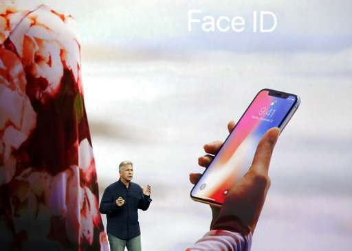Q&A: How Apple's Face ID facial recognition works