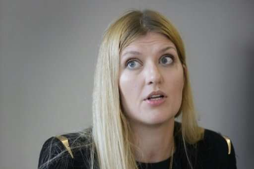 """""""Nuclear weapons have the risk of literally ending the world,"""" ICAN chief Beatrice Fihn has warned"""