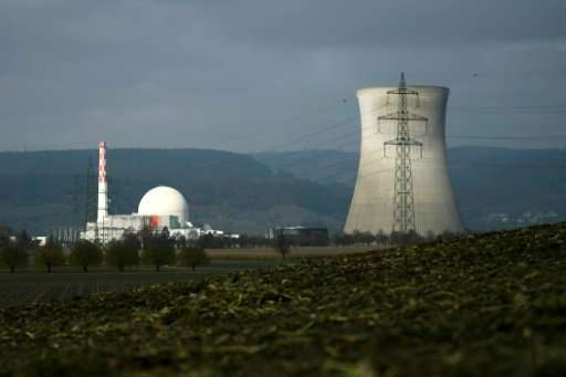 """""""The nuclear power plant in Leibstadt informed the Federal Nuclear Safety Inspectorate (IFSN) a few days ago that some of i"""