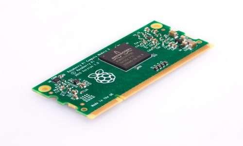 Raspberry Pi brings out shiny Compute Module 3
