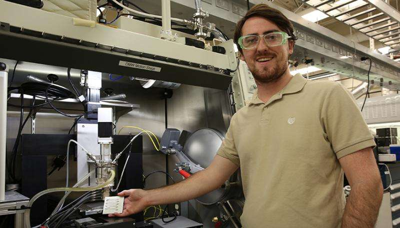 Reinventing metal 3-D printing with new direct writing process