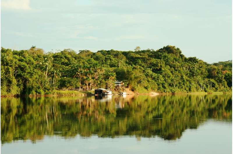 Remote Amazonian cities more vulnerable to climate change